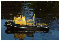 Roster Salvage Tug